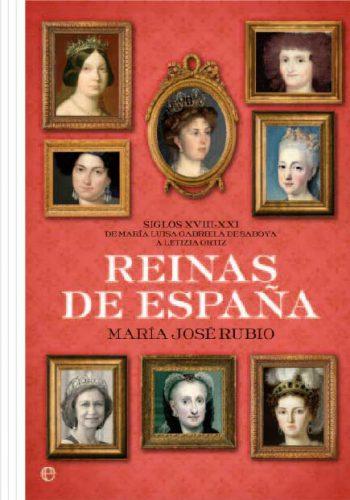 Historias personajes valores. Reinas de España S. XVII-XXI