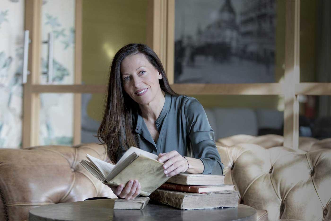 historiadora escritora académica